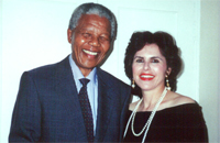 [image - Rachel Liel and Nelson Mandela in 1994 - http://nif.org/images/stories/NIF_News_Photos/19Dec2013/rachelmandelaphoto1994-sm.jpg ]